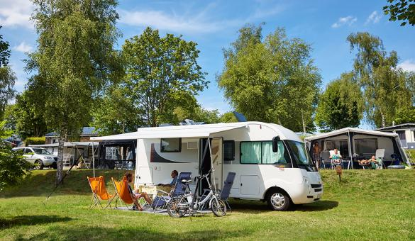 camping en Wallonie - camp - campement - bivouac - aire touristique - nature - Ardennen Camping Bertrix - Camping en Wallonie